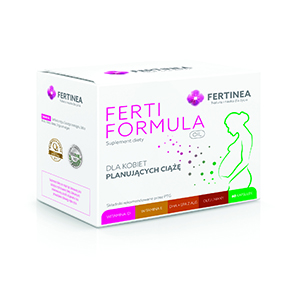 Suplement diety Ferti Formula Oil