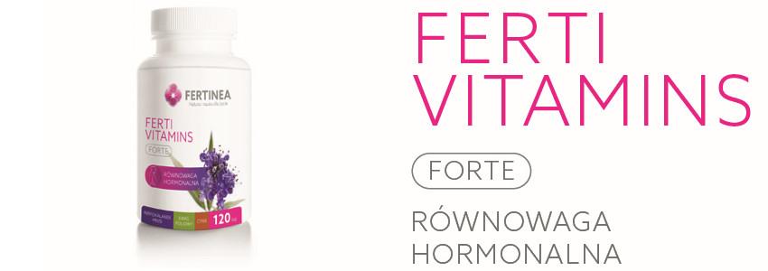 Ferti Vitamins Forte